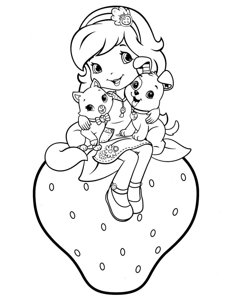 strawberry shortcake characters coloring pages princess strawberry shortcake coloring pages pages shortcake coloring strawberry characters
