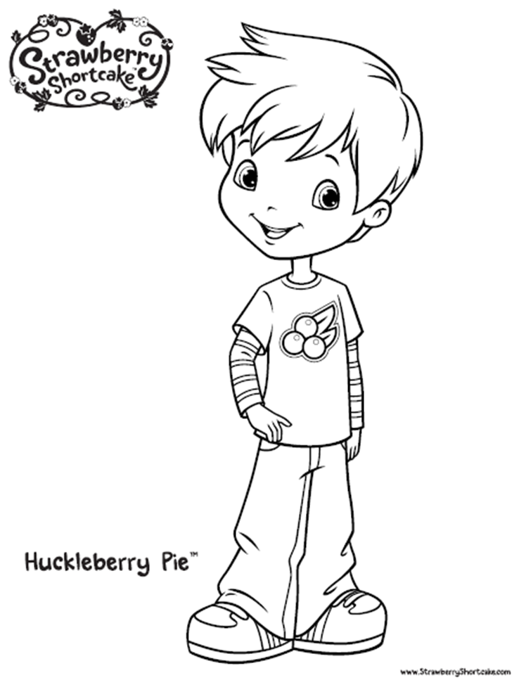 strawberry shortcake characters coloring pages strawberry shortcake color page coloring pages for kids strawberry coloring characters pages shortcake