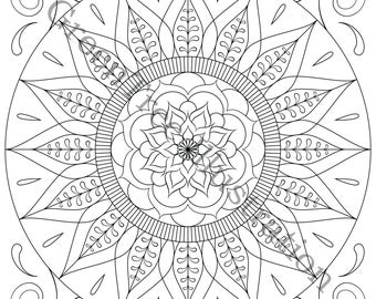 sun mandala coloring pages 101 ideas 25 mandala coloring pages sun pages coloring mandala