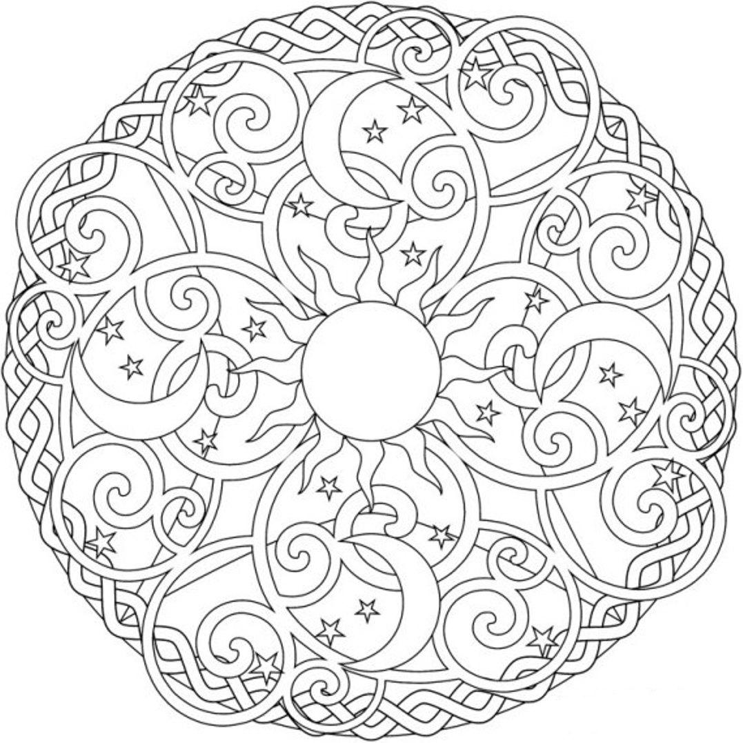sun mandala coloring pages don39t eat the paste sun and rainbow coloring page pages sun coloring mandala
