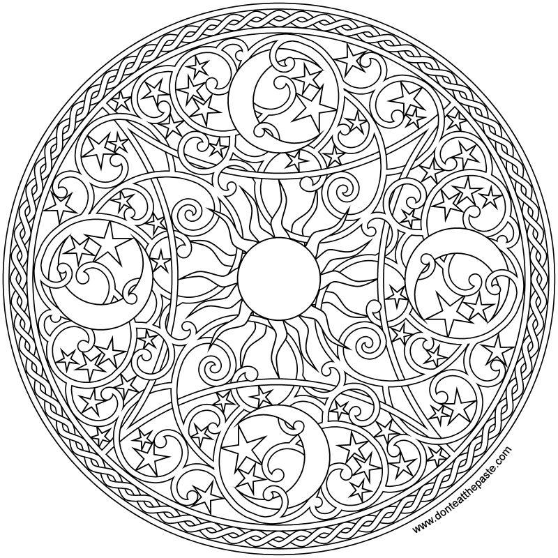 sun mandala coloring pages sun pinwheel mandala free coloring page mandala coloring sun pages mandala