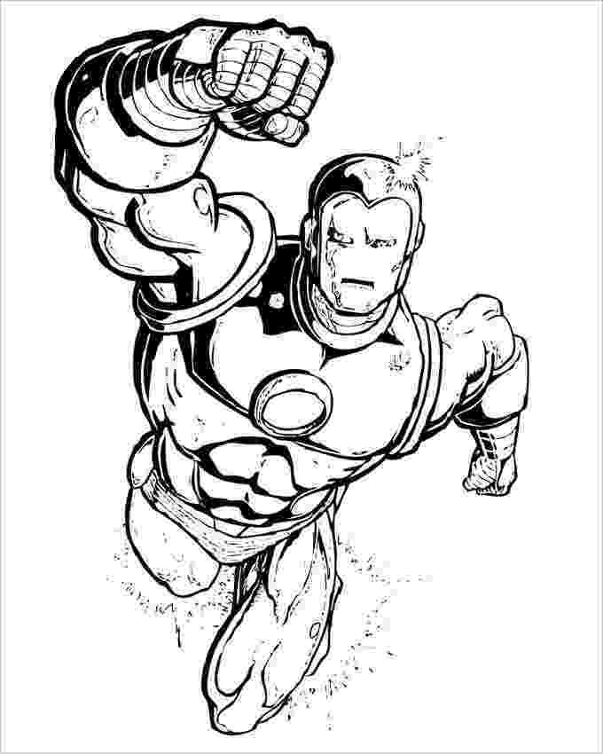 super heroes coloring pages marvel superhero coloring pages getcoloringpagescom pages super coloring heroes