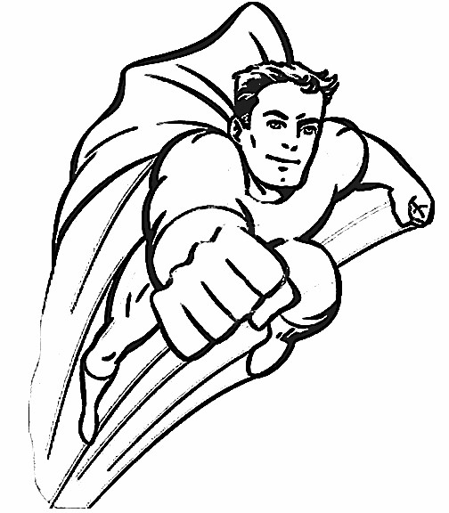 super heroes colouring pictures best super hero coloring pages pictures super colouring heroes
