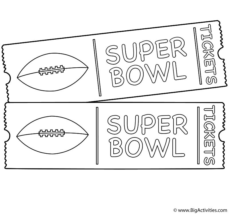 superbowl coloring pages super bowl coloring pages getcoloringpagescom coloring pages superbowl