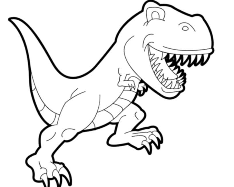 t rex coloring page print download dinosaur t rex coloring pages for kids t page rex coloring 1 1