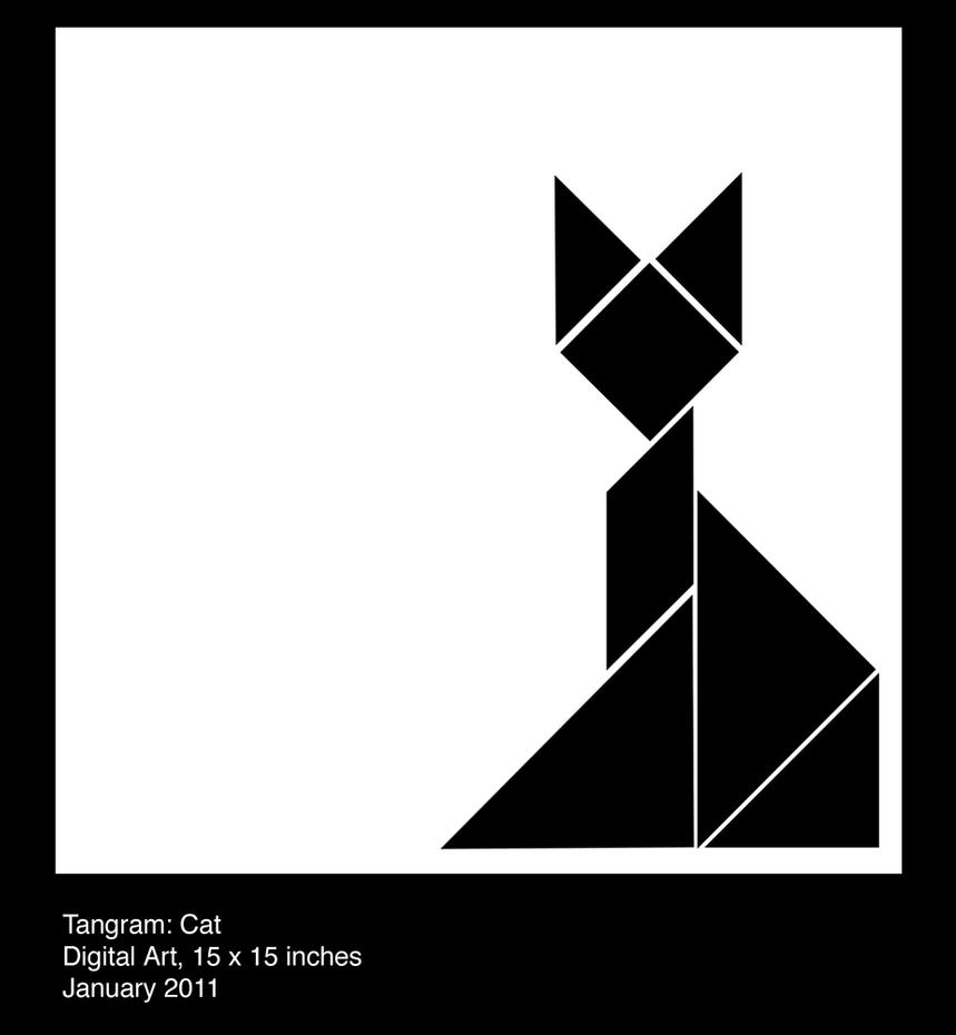 tangram cat tangram cat 2 tangram puzzle 30 providing teachers cat tangram