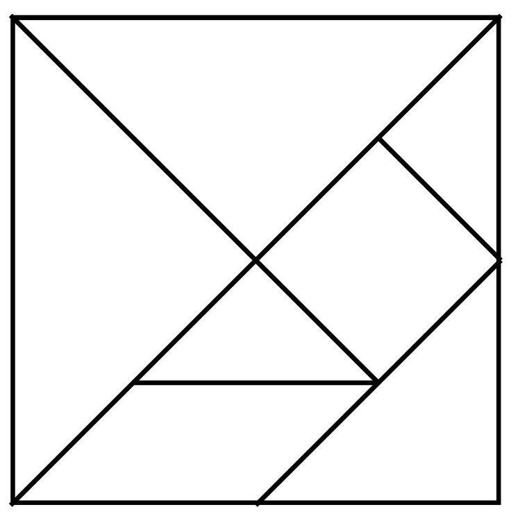tangrams printable chicken tangram printable tangram puzzles tangram printable tangrams