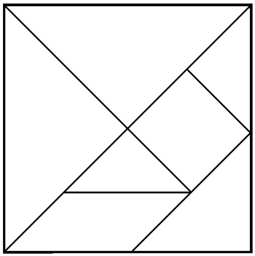 tangrams printable tangrams patterns for puzzle book printable tangrams