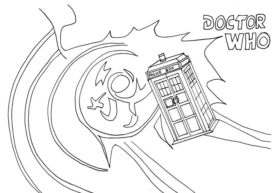 tardis coloring page doctor who coloring pages coloring home page tardis coloring