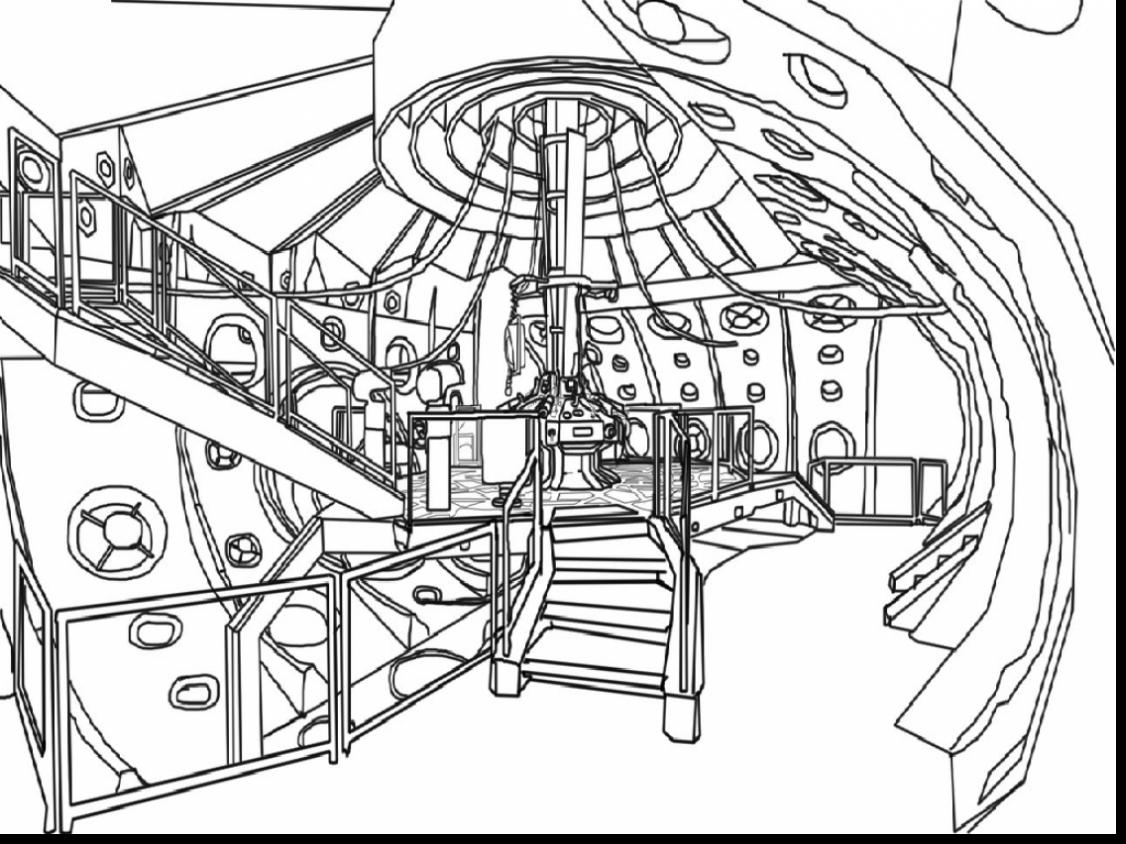 tardis coloring page doctor who wibbly wobbly timey wimey coloring pages printables fun blog coloring tardis page