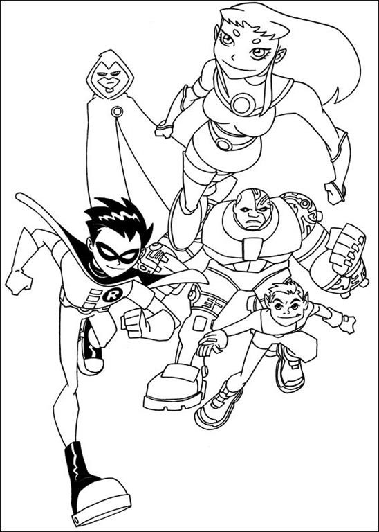 teen titans coloring pages teen titan robin fantasy coloring pages teen titans pages coloring