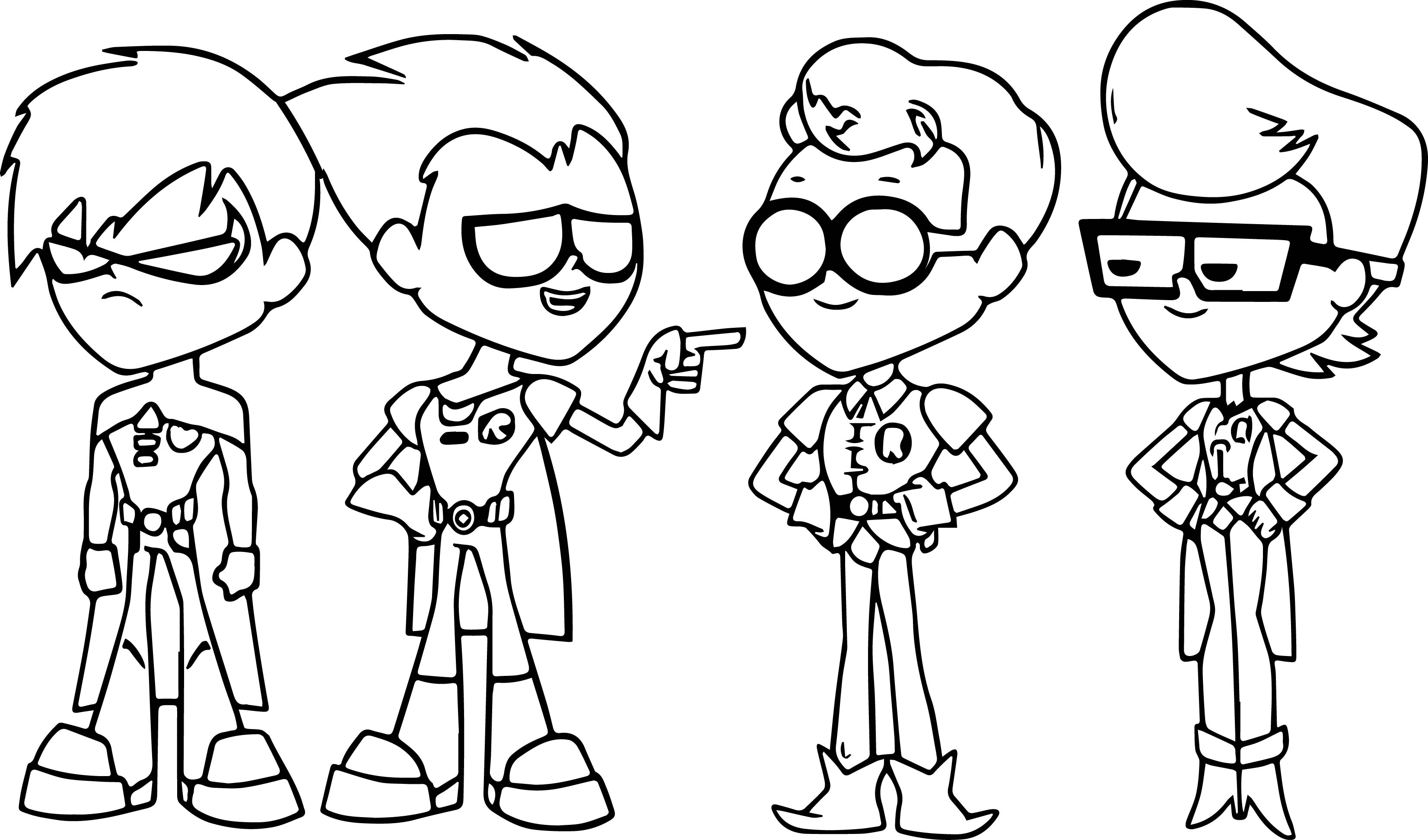 teen titans coloring pages teen titans go coloring pages sketch coloring page coloring pages teen titans