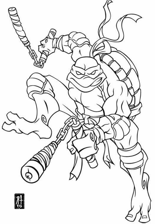 teenage mutant ninja turtles michelangelo coloring pages coloring pages ninja turtle michelangelo coloring pages teenage pages michelangelo coloring mutant turtles ninja