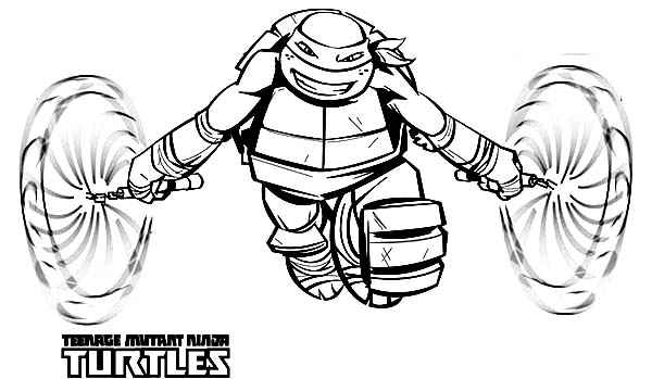 teenage mutant ninja turtles michelangelo coloring pages michelangelo ninja turtle coloring page free printable coloring ninja mutant teenage michelangelo pages turtles