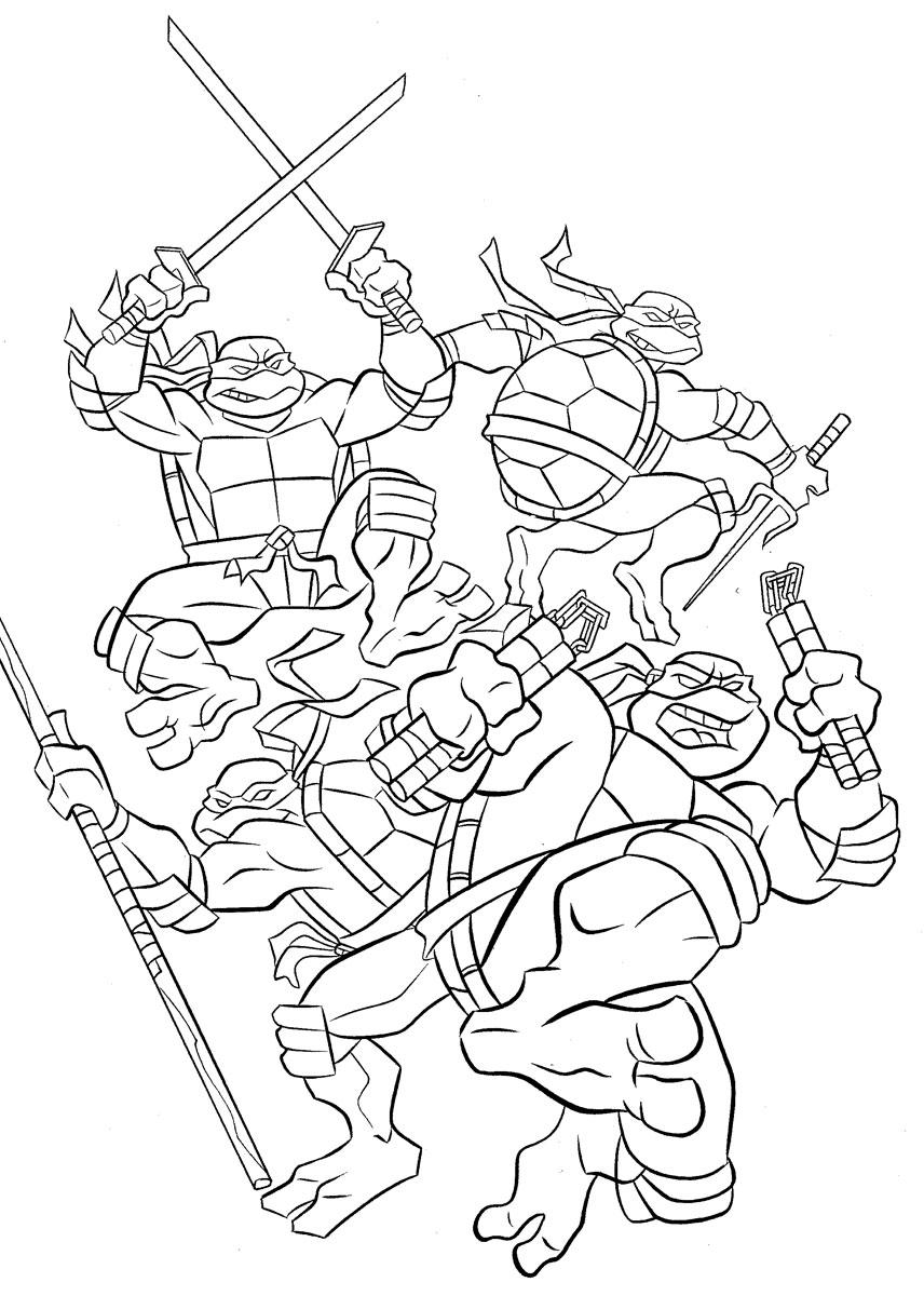 teenage mutant ninja turtles michelangelo coloring pages my family fun coloring page ninja michelangelo teenage turtles coloring mutant pages