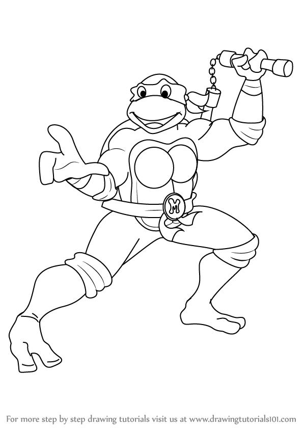 teenage mutant ninja turtles michelangelo coloring pages teenage mutant ninja turtles coloring pages print them michelangelo teenage coloring mutant turtles pages ninja