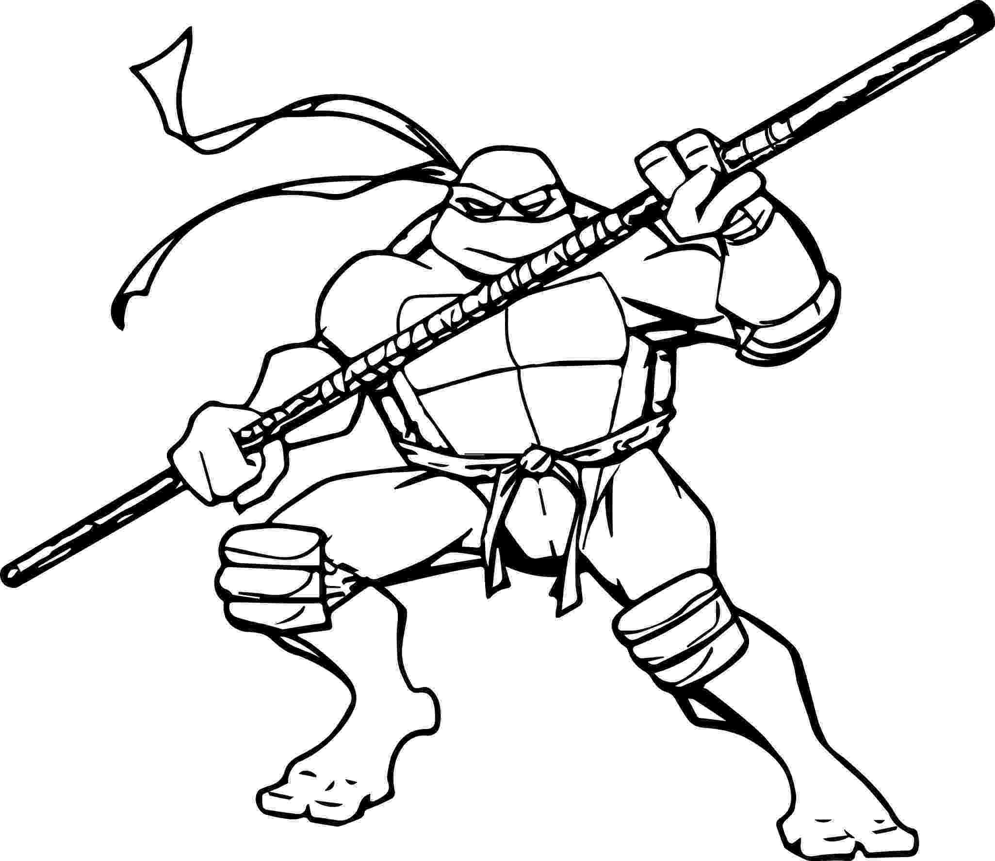 teenage mutant ninja turtles to color teenage mutant ninja turtles printable coloring pages teenage color turtles mutant to ninja