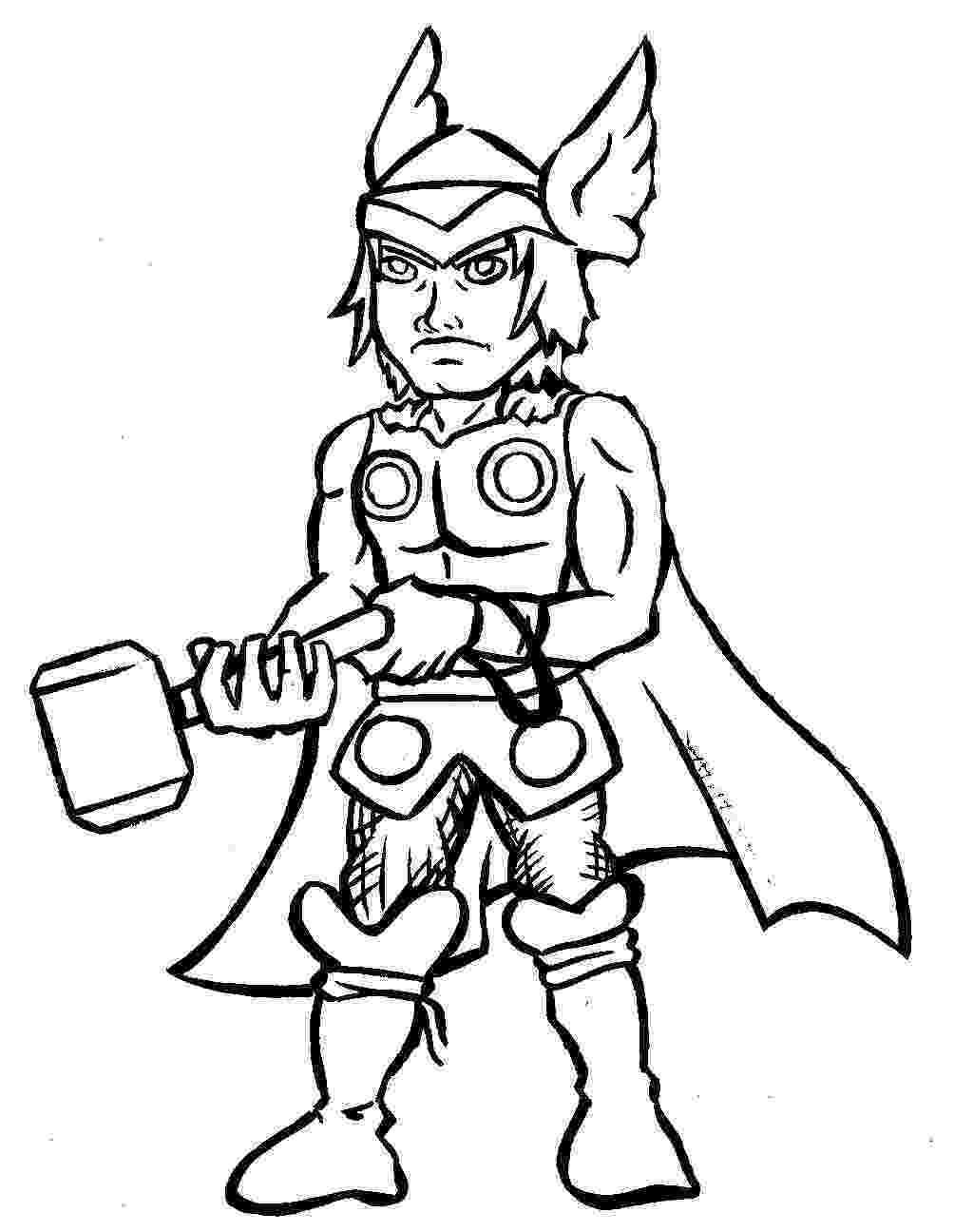 thor colouring pictures free printable thor coloring pages for kids colouring pictures thor