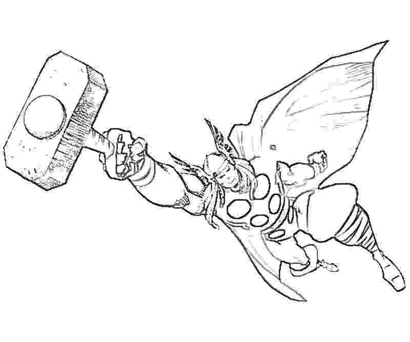 thor colouring pictures free printable thor coloring pages for kids pictures thor colouring