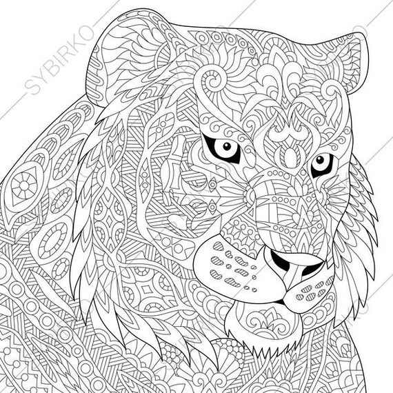 tiger coloring book pages free printable tiger coloring pages for kids coloring book pages tiger