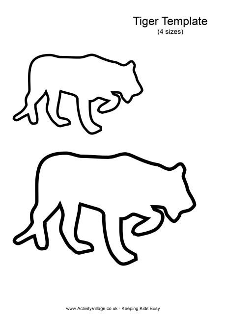 tiger without stripes tigers coloring pages free coloring pages without tiger stripes