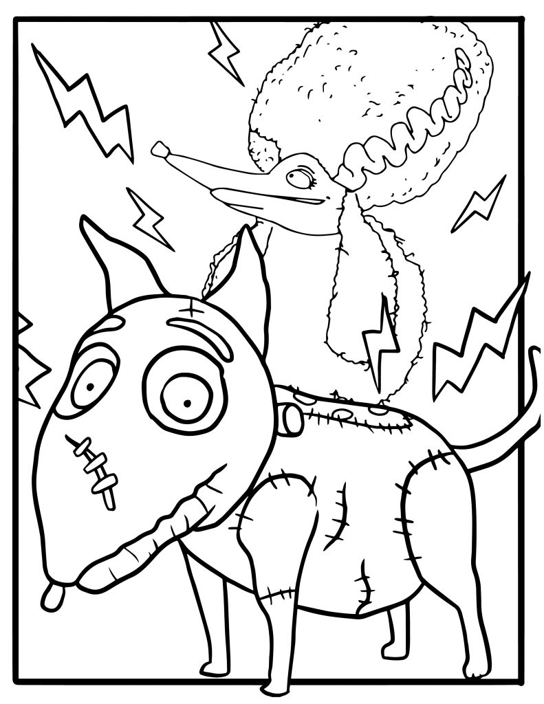 tim burton coloring pages 8 tim burton adult coloring book pages printables coloring pages tim burton