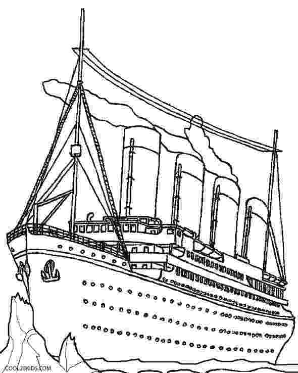titanic coloring pages free printable titanic coloring pages for kids pages coloring titanic