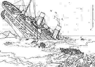 titanic coloring pages titanic worksheets titanic coloring pages