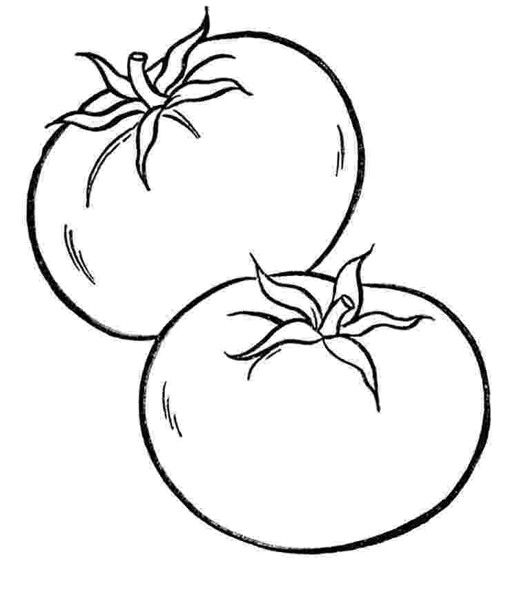 tomatoes coloring pages vegetables coloring pages part 3 crafts and worksheets tomatoes pages coloring