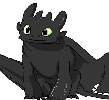 toothless dragon nonsensical fun with toothless chibis d school of toothless dragon