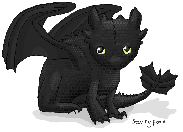 toothless dragon toothless dragon sticker laptop phone indoor outdoor car toothless dragon