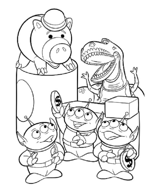 toy story coloring book princesas disney dibujos para colorear de las chicas de book toy story coloring