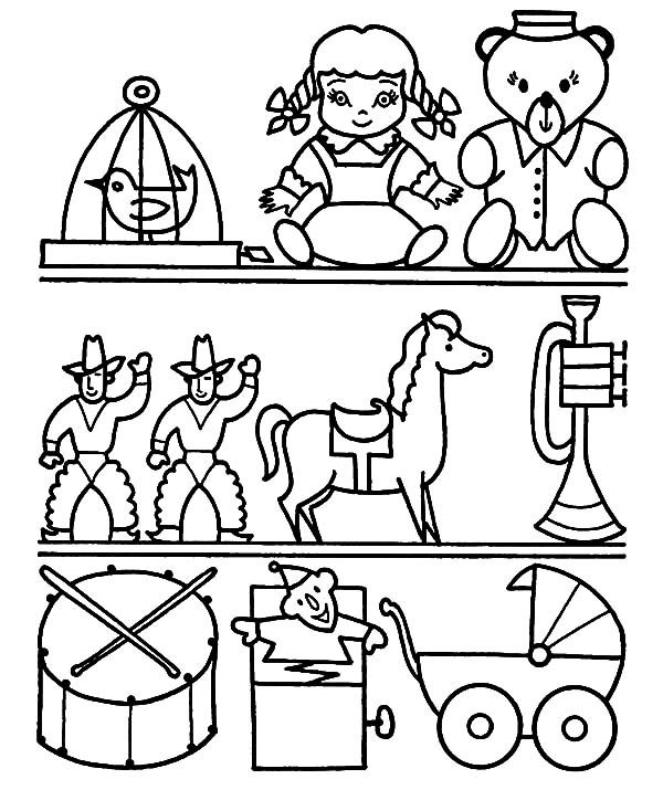 toys coloring pages toy horse coloring page free printable coloring pages coloring pages toys