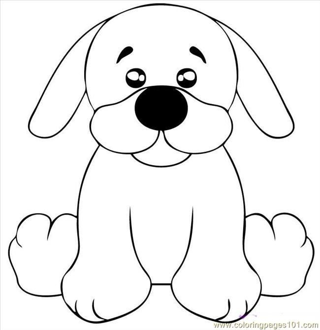 traceable dog black and white pictures to print and trace yahoo image traceable dog