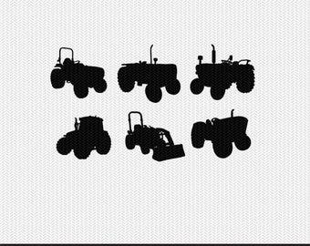 tractor stencil free tractor stencil etsy tractor free stencil