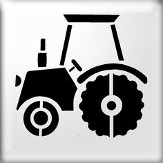 tractor stencil free tractor stencil printable clipart best stencil free tractor