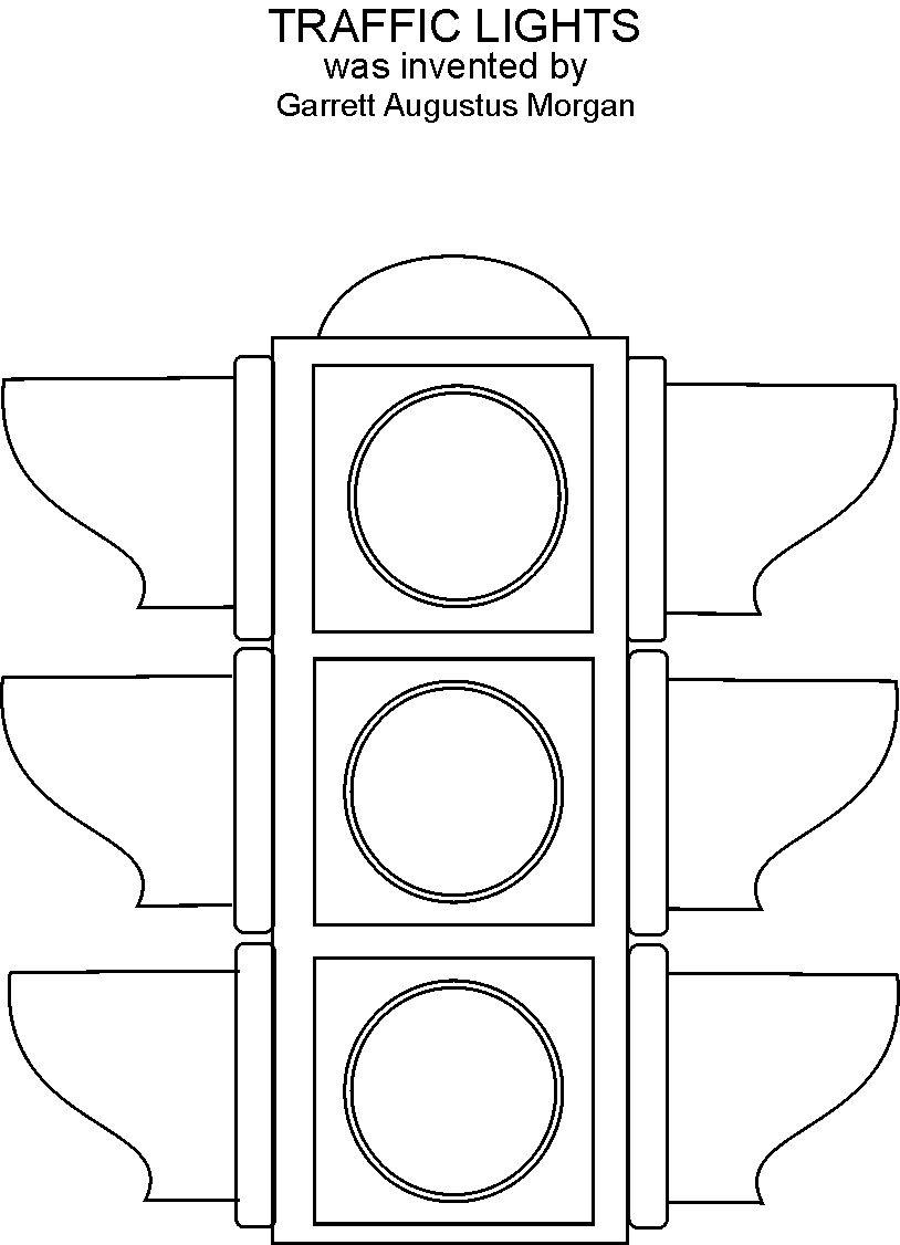 traffic light coloring page traffic light coloring page yahoo image search results coloring traffic light page