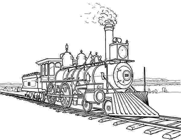 train pictures to color amazing steam train on railroad coloring page color luna color train pictures to