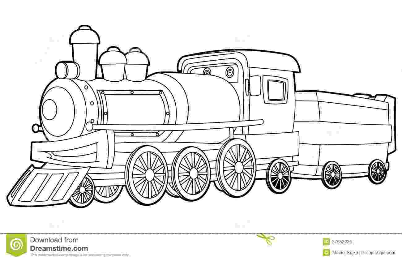 train pictures to color train coloring page for the children royalty free stock train color to pictures
