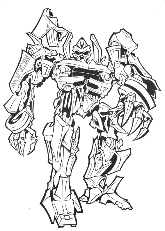 transformer coloring pages free printable transformers coloring pages for kids coloring pages transformer