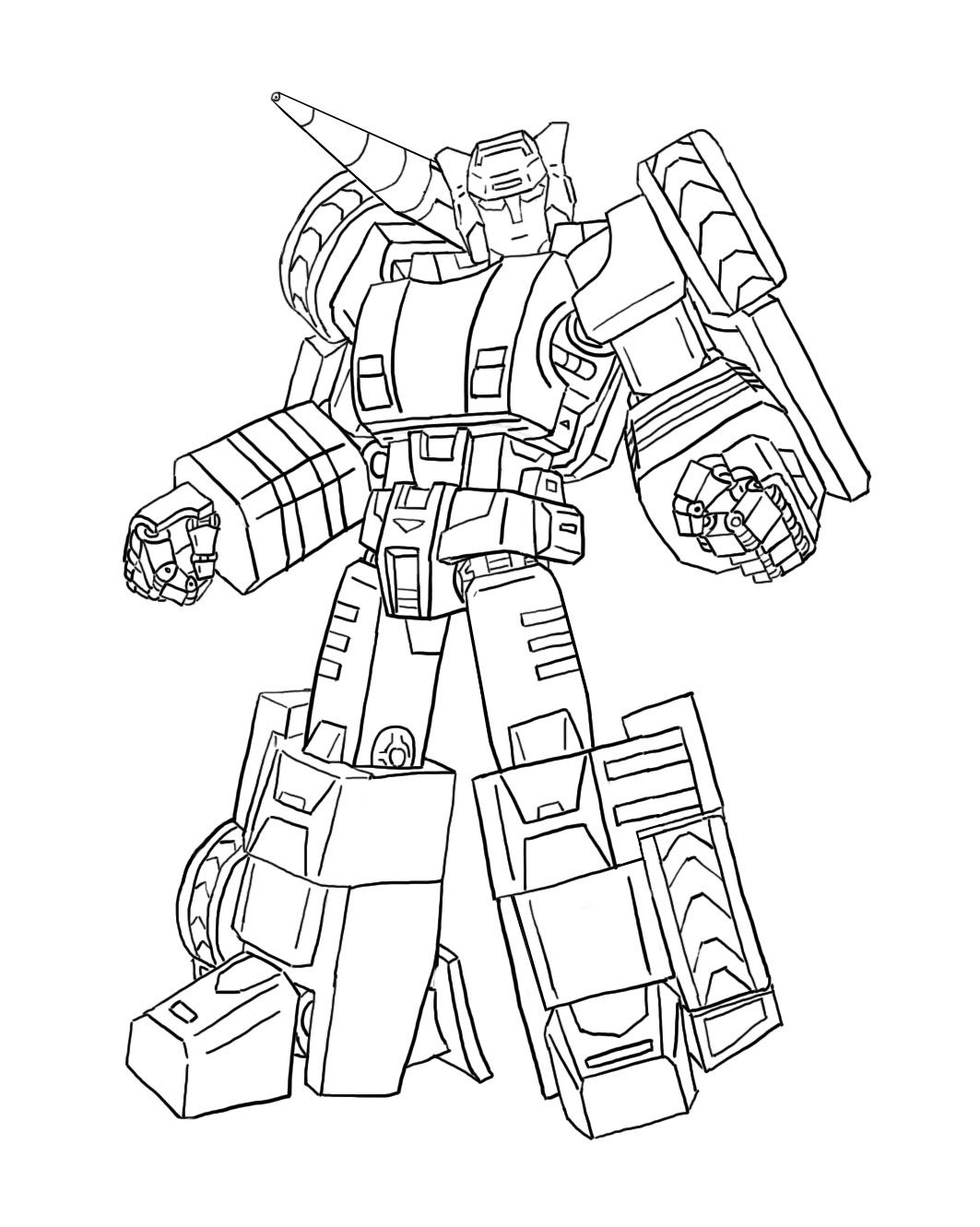 transformer coloring pages transformer sketch sideswipe by danixhap on deviantart pages coloring transformer