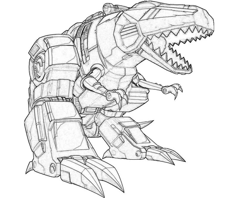 transformer coloring pages transformers fall of cybertron grimlock cartoon mario transformer pages coloring