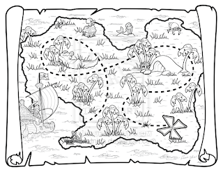 treasure map coloring page kids coloring book on pinterest coloring pages fairy treasure page map coloring