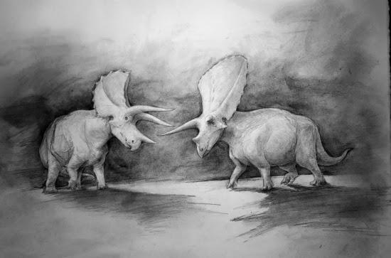 triceratop triceratops horridus by aram rex on deviantart triceratop