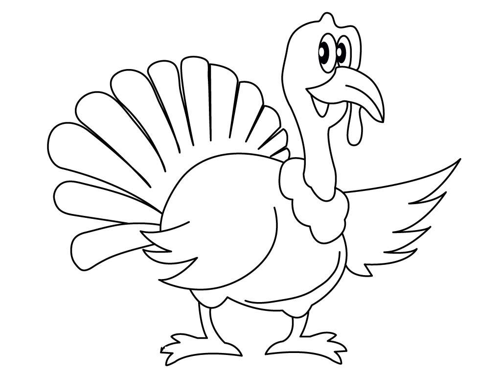 turkeys to color free printable turkey coloring pages for kids color to turkeys