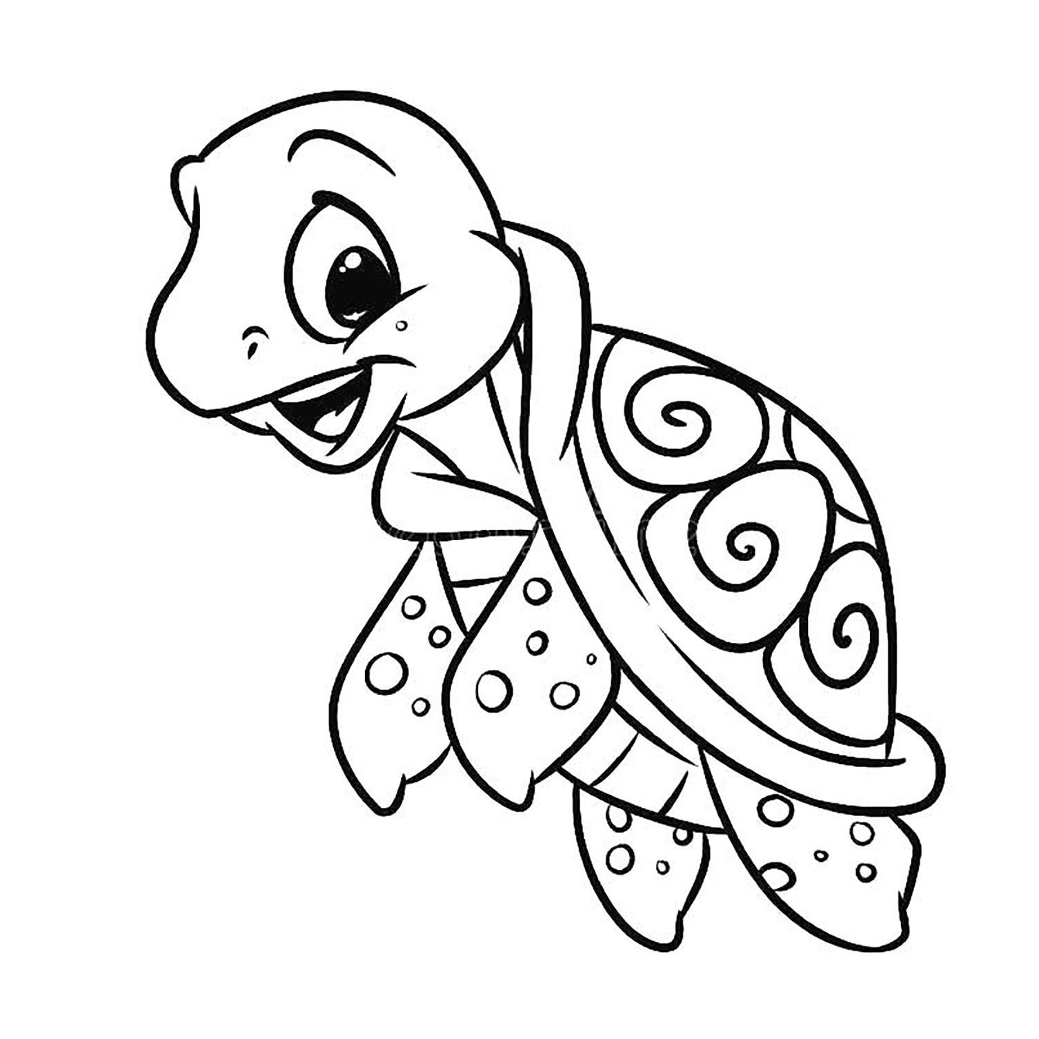 turtle colouring sheets sea turtle coloring pages getcoloringpagescom colouring sheets turtle