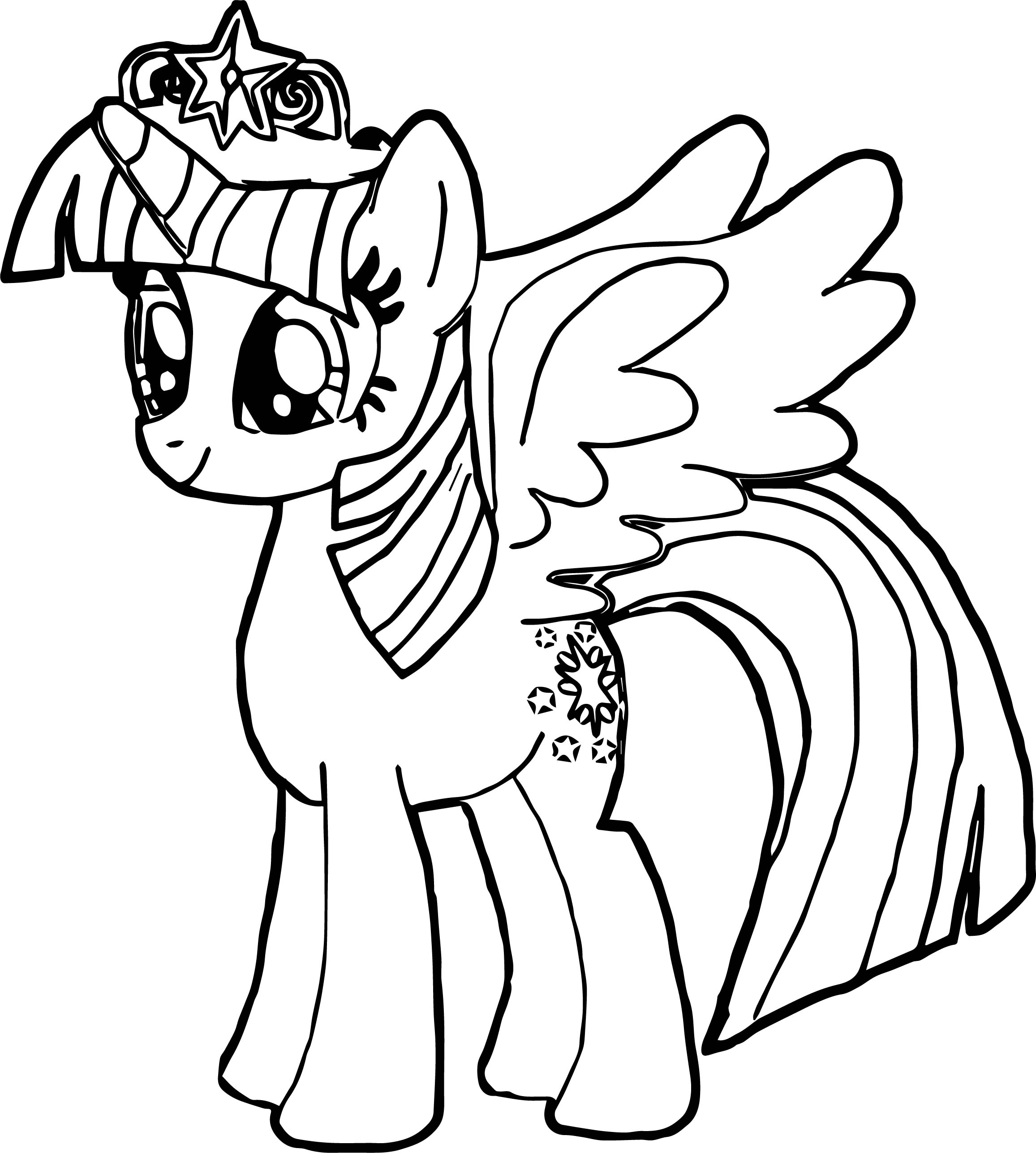 twilight sparkle coloring pages to print my little pony coloring pages twilight sparkle at twilight to pages print sparkle coloring