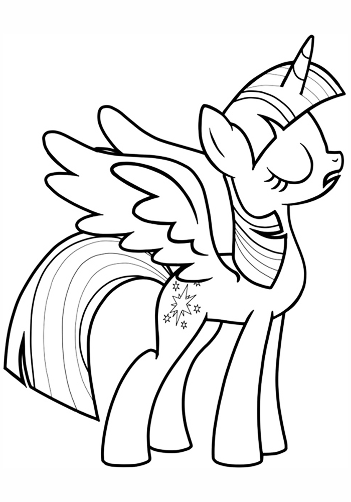 twilight sparkle coloring pages to print twilight sparkle coloring pages to download and print for free coloring sparkle twilight pages to print