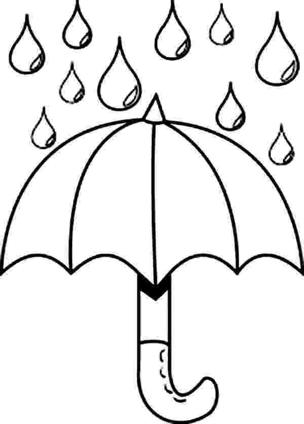 umbrella coloring page umbrella coloring page for alphabet letter u clipart page umbrella coloring