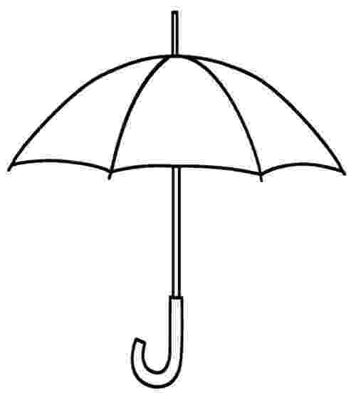 umbrella coloring page umbrella coloring page free download best umbrella page umbrella coloring